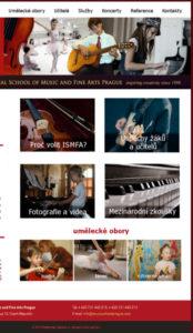 musicschoolprague.com